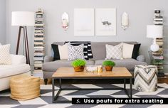 10 Money-Saving Decorating Tips We've Learned from Everygirl Home Tours #theeverygirl