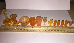 Vintage To Modern Barbie Miscellaneous Accessories Orange Lot #4  | eBay