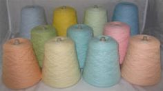 Tamm Yarns' Bebe (100% acrylic) Machine Knitting Yarn