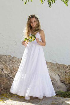 6 vestidos originales de Primera Comunión para niñas - Especial Primera Comunión - Especiales - Charhadas.com