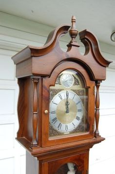 Grandfather Clocks Plus Verlaine Limited Edition Clock by Landry