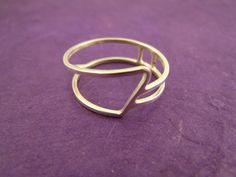 Cute DIY Wire Rings For Middle Phalanges Shelterness Jewelry - Cute diy wire rings for middle phalanges