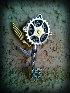 fantacy art keys | Gears of Time Fantasy Key by Starl33na on deviantART