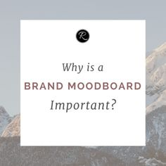 Why is a Brand Moodboard Important? (+ How to Create One)