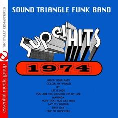 Sound Triangle Funk Band - Super Hits 1974
