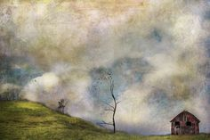Its a chilly morning here in the South. I decided to dream of spring with editing.   Distressed Textures used: Oil Sky from the Just Skies pack and Plum Temptation from the Classics pack.
