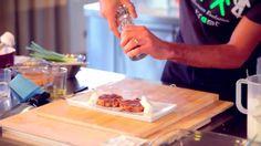 Burger di salmone - Marco Bianchi