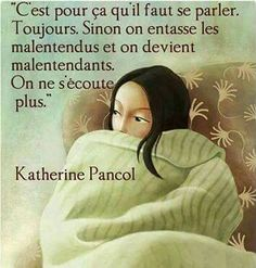 malentendants French Words, French Quotes, Sad Quotes, Love Quotes, Inspirational Quotes, Mots Forts, Fitness Models, Plus Belle Citation, Fitness Motivation