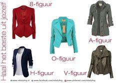Weet jij welk figuur type je hebt? Wil je hier meer over weten? Maak dan eens een afspraak voor een stijladvies bij www.mbstyling.nl