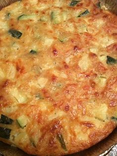Comment on Best Zucchini Pie Ever. Best Zucchini Pie Ever My Grandmothers recipe that is so good, we sometimes have it as a main course! Zucchini Chips, Zucchini Zoodles, Zucchini Pie, Zuchinni Recipes, Zucchini Casserole, Zucchini Brownies, Recipe Zucchini, Zucchini Spaghetti, Squash Casserole