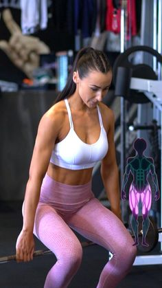 Workout Videos For Women, Gym Workout Videos, Fitness Workout For Women, Barbell Workout For Women, Gym Workouts Women, Leg And Glute Workout, Leg Workout At Home, Fitness Photoshoot, Workout Exercises
