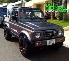 Suzuki samurai sierra gypsy