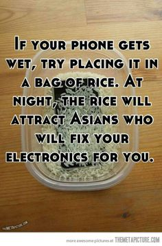 funny-phone-wet-rice-Asians