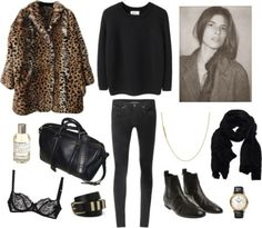 Outfit Created By On Isabel Marant Helmut Lang