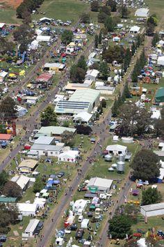Borenore Field Days 2013