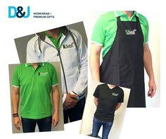 I Fratelli komt weer geweldig voor de dag met hun kleding. #T-shirt #polo #Vest #schort