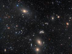 18 February 2017 | Markarian's Chain of Galaxies
