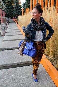 Aldona B is the Street Style Huntress, capturing street style in Calgary. Block Party, Street Artists, Calgary, Punk, Inspire, Street Style, Lady, Womens Fashion, Summer