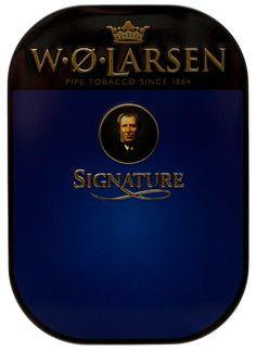 Larsen Signature: Vintage Mixture 100g Tobaccos at Smoking Pipes .com