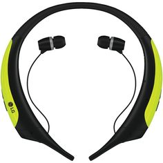 Lg Tone Active Bluetooth Stereo Headset (lime)