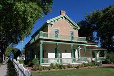 St. George, Utah   A Walk Through History