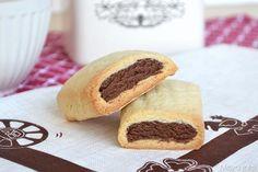 Biscotti Cookies, Biscotti Recipe, Galletas Cookies, Yummy Cookies, Italian Cookies, Italian Desserts, Mini Desserts, Italian Recipes, Apple Recipes