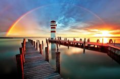 Travel To These Hotspots To See The Most Beautiful Rainbows. Rainbows are not an extremely rare phenomenon, even though they feel that way. You would think
