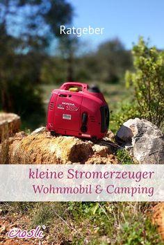 Kleine, leise Stromerzeuger im Vergleich: das beste mobile Nostromaggregat für Wohnmobil und Camping