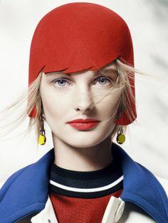 Patricia Van der Vliet by Tony Kim for Vogue Mexico February 2014 6