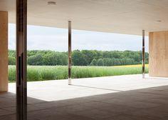 Mies van der Rohe - 1:1 Modell Golfclubhaus by Robbrecht en Daem