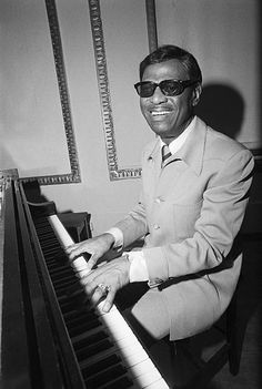 Jazz pianist Earl 'Fatha' Hines, whose pioneer work with Louis Armstrong changed American music forever, died 4/22 of heart failure. There was a bit of confusion about his age. Hines said he was 77, although some reference works listed him at 80. Hines is seen in 1977 photo.