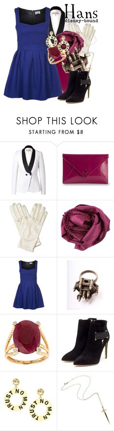 """""""Hans"""" by disney-bound ❤ liked on Polyvore featuring Emilio Pucci, Vivienne Westwood, Wolford, Bajra, Molly Bracken, D'Yach, Rupert Sanderson and Rachel Roy"""