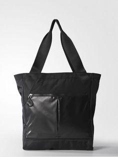 830db2c4f6 Adidas Women 039 s Fearless Tote Black Bag | eBay Gym Bags, Black Tote Bag