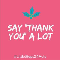 Random acts of kindness-day 23.  It's a good time if year to be thankful...#littlesteps24acts . . . #mylittlesteps #kidsgiveback #impact #giving #randomactsofkindness #kindness