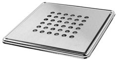 Our square shower drain covers, grates & gullies come in a choice of brushed stainless steel or polished chrome plate on brass. Drain Cover, Floor Drains, Shower Drain, Wet Rooms, Brushed Stainless Steel, Chrome Plating, Mood, Flooring, Outdoor