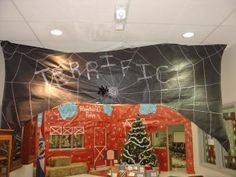 Charlottes Web decorations and more....2nd grade