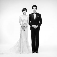 Korea Pre-Wedding Photoshoot - WeddingRitz.com » DongGam studio Movie star 2011- Korea wedding photo