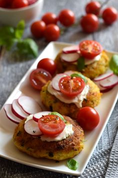 Vegetable Recipes, Vegetarian Recipes, Healthy Recipes, Healthy Style, Vegan Dishes, Bruschetta, Food Art, Baked Potato, Menu