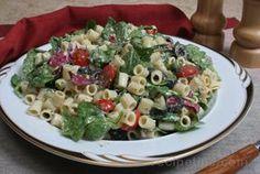 Greek Salad Recipe from RecipeTips.com!