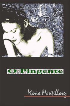 """O livro """"O Pingente"""" da escritora Maria Montillarez  O livro está disponível nas principais livrarias.  Boa leitura,  Maria Montillarez www.mariamontillarez.com.br"""