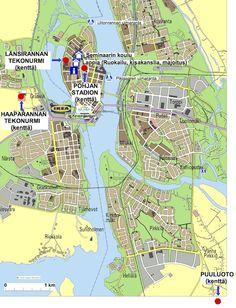 Haparanda - Tornio Cup Heinäkuun enismmäinen viikonloppu