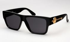 Miguel Wears Versace Vintage 372 Gold Medusa Head Sunglasses at Made In America Festival   UpscaleHype