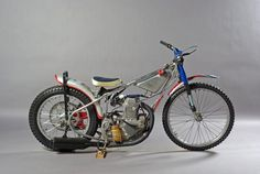 c.1986 Jawa Type 896/897 Speedway Racing Motorcycle Frame no. 939