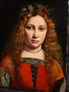 Giovanni Antonio Boltraffio 1490