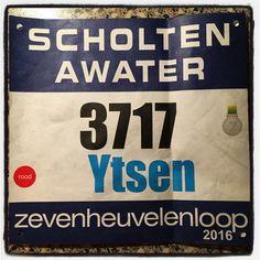 Scholten Awater Zevenheuvelenloop in Nijmegen. 15 km DNS! (familieweekend)