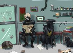 After taking Blade Wolf to the veterinarian for a check up, Raiden quickly realizes that his Companion is a robot Raiden goes to the vet Metal Gear 3, Raiden Metal Gear, Metal Gear Rising, Metal Gear Solid, Saints Row, Mega Man, Monster Hunter, Geek Chic, Live Action
