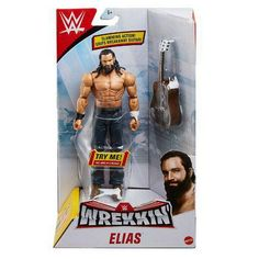 Action Move, Wwe Toys, Wwe Action Figures, Aj Styles, Backyard For Kids, John Cena, Wwe Superstars, Jurassic World, How To Know
