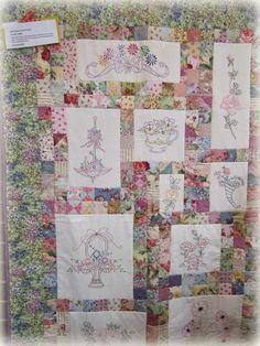 Every Stitch: Celebrating needlework
