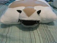 Appa, from Avatar: Last Airbender, as a pillow pet! I WANT THIS SO BAD. Especially since I just finished re-watching the series yesterday!