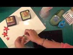 Poinsettia Flower Tutorial (card-making-magic.com)